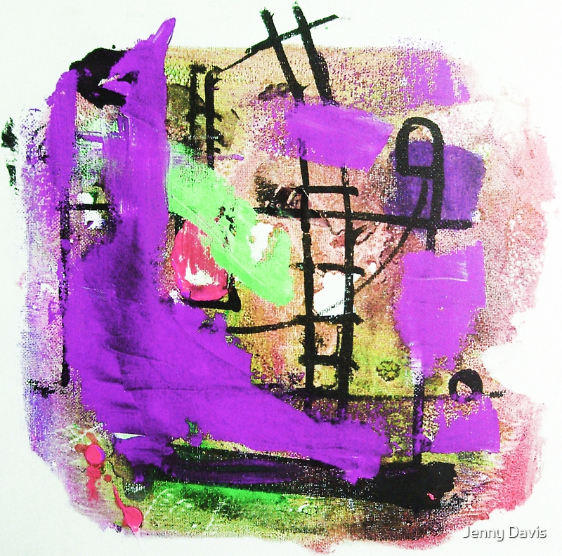 Cimetière des Chiens Playground 1 by Jenny Davis