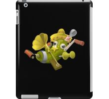Glitch miscellaneousness special item that only beta testers get iPad Case/Skin