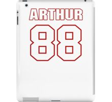 NFL Player Arthur Lynch eightyeight 88 iPad Case/Skin