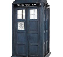 TARDIS- Doctor Who by kennedyolson20