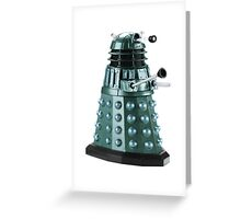 Dalek- Doctor Who Greeting Card