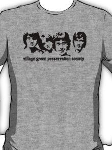 British Invasion - Village Green Preservation Society T-Shirt