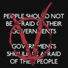 Governments should be afraid V2 by Technohippy