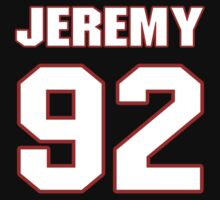 NFL Player Jeremy Mincey ninetytwo 92 by imsport