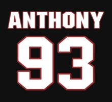 NFL Player Anthony Spencer ninetythree 93 by imsport