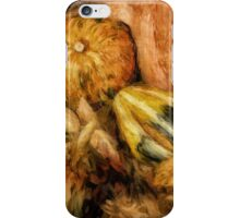 Gourds and Leaves Of Autumn iPhone Case/Skin