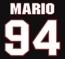 NFL Player Mario Williams ninetyfour 94 by imsport