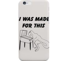 Why T-Rex has short arms! Pinball!  iPhone Case/Skin