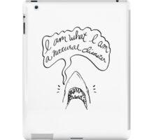 The Shark Tee iPad Case/Skin