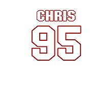 NFL Player Chris Neild ninetyfive 95 Photographic Print