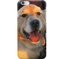 Sunset Cutie Face iPhone Case/Skin