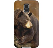 The Bear Went Over The Mountain Samsung Galaxy Case/Skin