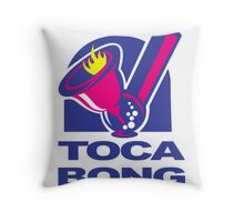 Toca Bell Bong Fun Throw Pillow
