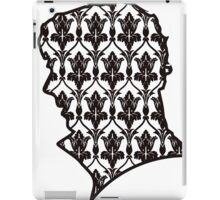 Sherlock - 221b Wallpaper iPad Case/Skin