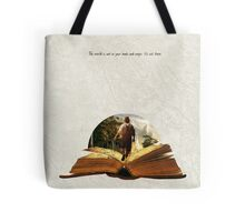 Bilbo's Adventure Tote Bag