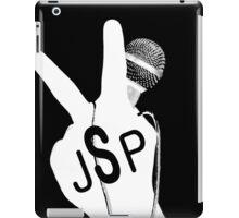 Jackass Supercast Podcast Logo iPad Case/Skin