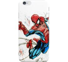 Swinging Into Action iPhone Case/Skin