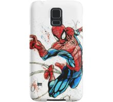 Swinging Into Action Samsung Galaxy Case/Skin