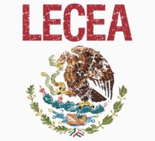 Lecea Surname Mexican Kids Clothes