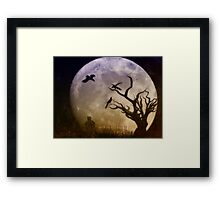 Night Trio Framed Print