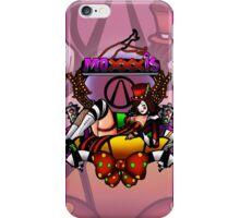 Mad Moxxi: When I'm Good, I'm Very Good... iPhone Case/Skin