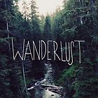 Wanderlust Rainier Creek by Leah Flores