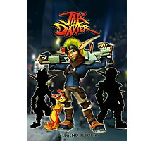 Jak & Daxter Trilogy  Photographic Print