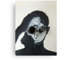 Camera Eyes, 2013 Canvas Print
