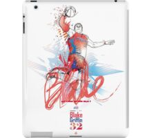 Blake Griffin - NBA- LA CLIPPERS iPad Case/Skin