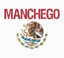 Manchego Surname Mexican Kids Clothes