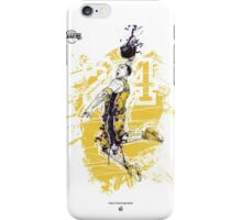 Kobe Bryant tribute iPhone Case/Skin