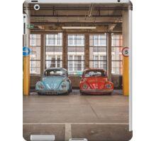 VW Beetle Bus Camper Classics iPad Case/Skin