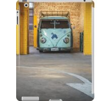 VW Beetle Bus Camper Classics 3 iPad Case/Skin