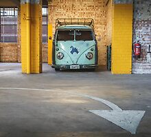 VW Beetle Bus Camper Classics 3 by RossJukesAuto