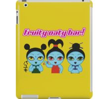 Fruity Oaty Bar! Shirt (Firefly/Serenity) iPad Case/Skin