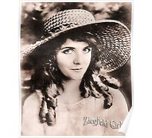 Ziegfeld Girls ... Olive Thomas Poster