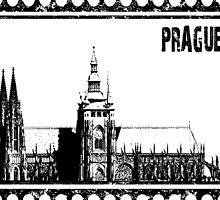 Prague castle by siloto