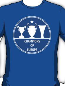 Champions of Europe T-Shirt