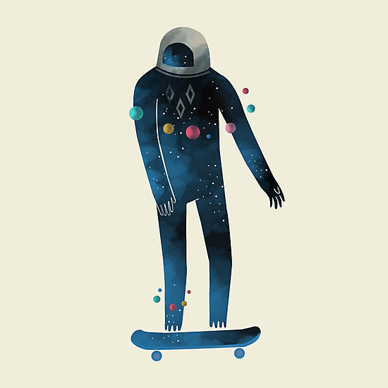 Skate/Space by Reno Nogaj