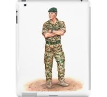 Royal Marine Officer iPad Case/Skin