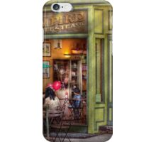 Cafe - Hoboken, NJ - Empire Coffee & Tea iPhone Case/Skin
