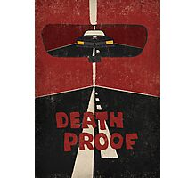 Death Proof Movie Poster / No titles / Photographic Print