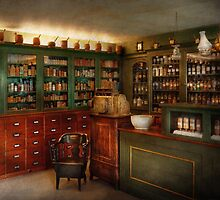 Pharmacy - Patent Medicine  by Mike  Savad