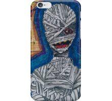 The Mummy iPhone Case/Skin
