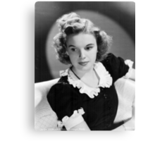 Judy Garland 1940 Canvas Print