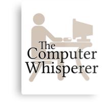 The Computer Whisperer Metal Print