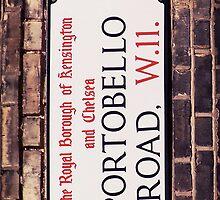 Portobello Road by Viterbo