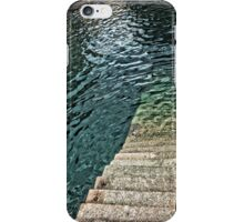 Into the sea iPhone Case/Skin