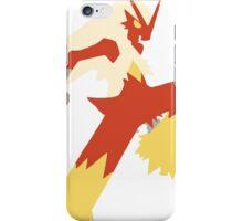 Blaziken Case iPhone Case/Skin