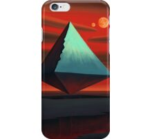 Moon Pyramid iPhone Case/Skin